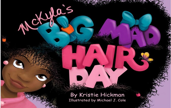 McKyla's Big Mad Hair Day Book Cover